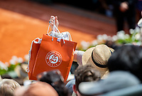 Paris, France, 02 June, 2018, Tennis, French Open, Roland Garros, Ambiance<br /> Photo: Henk Koster/tennisimages.com