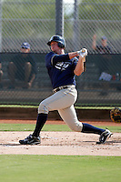 Matt Vern - San Diego Padres 2009 Instructional League.Photo by:  Bill Mitchell/Four Seam Images..