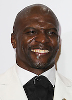 PASADENA, CA, USA - OCTOBER 10: Terry Crews poses in the press room at the 2014 NCLR ALMA Awards held at the Pasadena Civic Auditorium on October 10, 2014 in Pasadena, California, United States. (Photo by Celebrity Monitor)