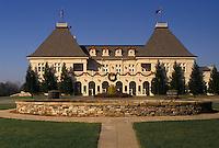 AJ3919, winery, Georgia, castle, Chateau Elan Winery in Braselton in the state of Georgia.