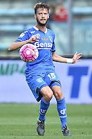 Andrea Costa Empoli <br /> Empoli 04-10-2015 Stadio Castellani Football Calcio Serie A 2015/2016 Empoli - Sassuolo Foto Andrea Staccioli / Insidefoto