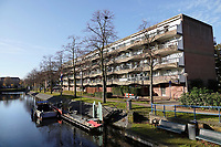 Nederland  Amsterdam  2020.  Kattenburg.  Foto : ANP/ HH / Berlinda van Dam