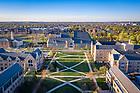 April 13, 2021; DeBartolo Performing Arts Center (DPAC) (Photo by Matt Cashore/University of Notre Dame)
