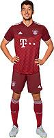 29th August 2021; Munich, Germany; FC Bayern Munich official team portraits for season 2021-22:  Marc Roca
