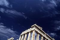 Greece, Athens, Parthenon, Acropolis