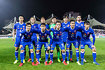Eastern SC squad pose for team photo during the AFC Champions League 2017 Group G match between Eastern SC (HKG) vs Suwon Samsung Bluewings (KOR) at the Mongkok Stadium on 14 March 2017 in Hong Kong, China. Photo by Yu Chun Christopher Wong / Power Sport Images
