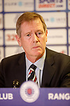 Dave King announces a restructuring of the Sports Direct retail deal with Rangers