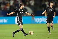 CARSON, CA - SEPTEMBER 15: Ilie Sanchez #6 of Sporting Kansas City moves with the ball during a game between Sporting Kansas City and Los Angeles Galaxy at Dignity Health Sports Complex on September 15, 2019 in Carson, California.