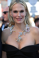 MOLLY SIMS<br /> Okja' Red Carpet Arrivals - The 70th Annual Cannes Film Festival<br /> CANNES, FRANCE - MAY 19: attends the 'Okja' screening during the 70th annual Cannes Film Festival at Palais des Festivals on May 19, 2017 in Cannes, France