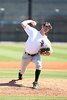 Matthew Heidenreich - Chicago White Sox - 2010 Instructional League.Photo by:  Bill Mitchell/Four Seam Images..