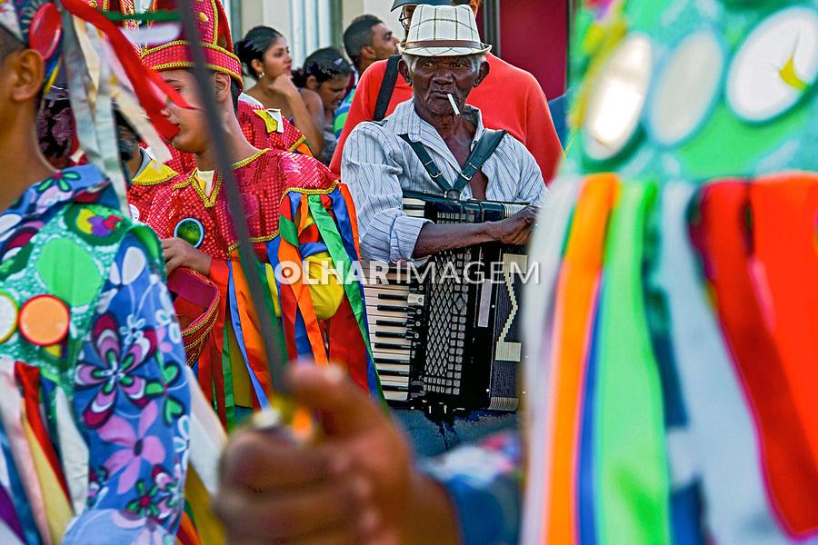 Festa do Boi de Reis no municipio de Vera Cruz. Rio Grande do Norte. 2017. Foto de Meysa Medeiros.