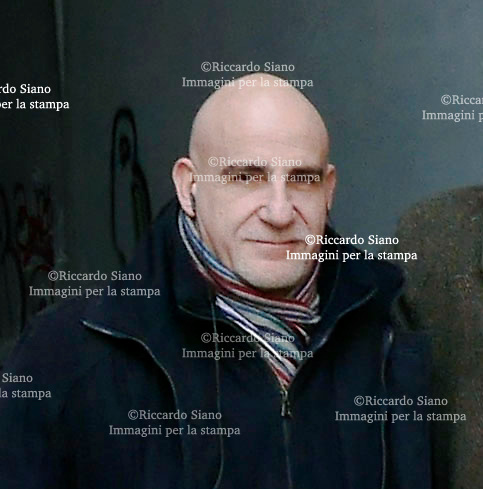 - NAPOLI 6 MAR  2014 -  Il colonnello della polizia municipale, Ciro Esposito