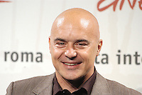 "LUCA ZINGARETTI.attends a photocall to promote the movie ""A Casa Nostra"" on the eighth day of Rome Film Festival (Festa Internazionale di Roma) in Rome, Italy, October 20th 2006..portrait headshot.Ref: CAV.www.capitalpictures.com.sales@capitalpictures.com.©Luca Cavallari/Capital Pictures."