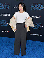 "LOS ANGELES, USA. December 17, 2019: Myrna Velasco at the world premiere of ""Star Wars: The Rise of Skywalker"" at the El Capitan Theatre.<br /> Picture: Paul Smith/Featureflash"