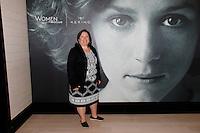 melissa silverstein en photocall dans la suite kering pendant le soixante neuvieme festival du film a cannes hotel majestic le jeudi 19 mai 2016