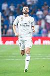 Real Madrid Borja Mayoral during Santiago Bernabeu Trophy match at Santiago Bernabeu Stadium in Madrid, Spain. August 11, 2018. (ALTERPHOTOS/Borja B.Hojas)