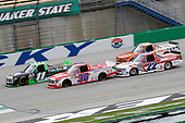 July 11, 2020:  #11: Spencer Davis, Spencer Davis Motorsports, Toyota Tundra, #30: Brennan Poole, On Point Motorsports, Toyota Tundra RememberEveryoneDepoloyed.org,  during Buckle Up In Your Truck 225 at Kentucky Speedway in Sparta, KY. (HHP/Harold Hinson)
