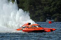 """Joe Sovie, GP-79 """"Bad Influence"""" (Grand Prix Hydroplane(s)"""