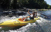 kayak, rivanna river, outdoors, water sports, rocks, rapids, fun, excitement, activity, mai