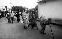 11.2010 Pushkar (Rajasthan)<br /> <br /> Group of Pilgrims.<br /> <br /> Groupe de pèlerins.