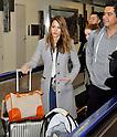 Jessica Alba Arrives in Japan