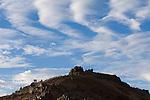 Spain, Canary Islands, La Palma, Roque de los Muchachos, highest mountain of La Palma