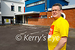 Sean Scally of Enable Ireland Kerry branch