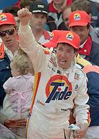 Darrell Waltrip, NASCAR Hall of Famer