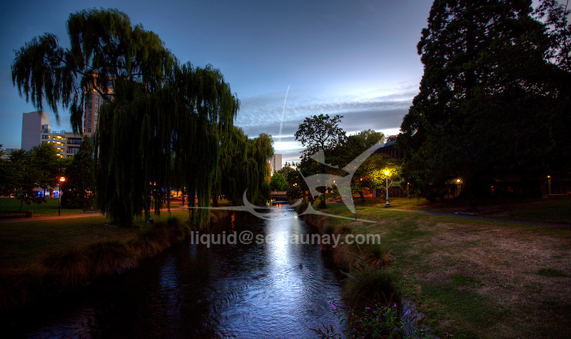 Christchurch.Christchurch (M?ori: ?tautahi) is the largest city  in the South Island of New Zealand, and the country's second-largest urban area. It is one third the way down the South Island's east coast, just north of Banks Peninsula.