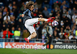 Real Madrid CF's Luka Modric warms up before UEFA Champions League match, round of 16 first leg between Real Madrid and Manchester City at Santiago Bernabeu Stadium in Madrid, Spain. February Wednesday 26, 2020.(ALTERPHOTOS/Manu R.B.)