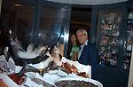 """AFEF JNIFEN E MARCO TRONCHETTI PROVERA<br /> """"OSTERIA DEL PESCE"""" ROMA 2002"""
