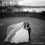 Jackie and Mike's December Wedding<br /> Abigail Kirsch At Tappan Hill