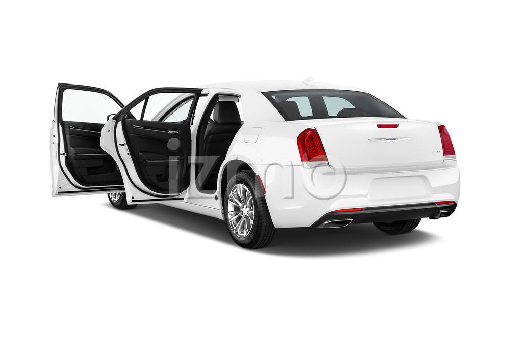 Car images of 2017 Chrysler 300 Limited 4 Door Sedan Doors