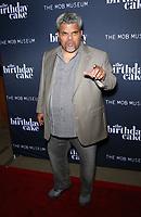 "11 June 2021 - Las Vegas, NV - Luis Guzman.  VIP World Premiere Screening  of ""The Birthday Cake"" at The Mob Museum Las Vegas. Photo Credit: mjt/AdMedia"