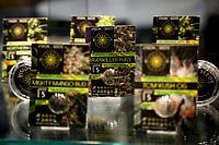 Marijuana seeds<br /> Rome February 21st 2020. Hemp Fair Canapa Mundi Rome 2020.<br /> Photo Samantha Zucchi Insidefoto