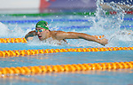 Glasgow 2014 Commonwealth Games<br /> Men's 100m Butterfly heats<br /> Chad le Clos (South Africa)<br /> Tollcross Swimming Centre<br /> 27.07.14<br /> ©Steve Pope-SPORTINGWALES