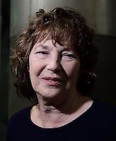 Jane BIRKIN - Ouverture de la retrospective Jane Birkin - La Cinematheque francaise 25 janvier 2017 - Paris - France