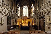 Europe/France/Auvergne/63/Puy-de-Dôme/Vic Le Comte: Sainte chapelle