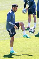 Kevin Volland (Deutschland Germany) - Seefeld 31.05.2021: Trainingslager der Deutschen Nationalmannschaft zur EM-Vorbereitung