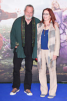 "Terry Gilliam<br /> at the premiere of ""Alice Through the Looking Glass"" held at the Odeon Leicester Square, London<br /> <br /> <br /> ©Ash Knotek  D3117  10/05/2016"