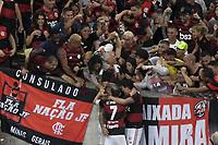 Rio de Janeiro, RJ, Brasil, 22/02/2020 -  Gabriel comemora gol.Partida entre Boavista e Flamengo, valida pela final da Taca Guanabara, do Campeonato Carioca 2020, realizada no Estadio Mario Filho (Maracana), neste sabado (22). (Foto: Andre Fabiano/Codigo 19/Codigo 19)
