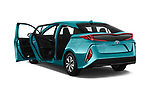 Car images of 2019 Toyota Prius-Prime Plus 5 Door Hatchback Doors