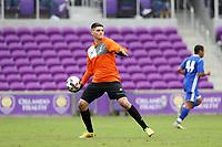 Orlando, Florida - Saturday January 13, 2018: Eric Dick. Match Day 1 of the 2018 adidas MLS Player Combine was held Orlando City Stadium.