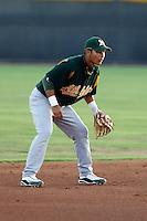 Gernaldo Castillo - AZL Athletics - 2009 Arizona League.Photo by:  Bill Mitchell/Four Seam Images..