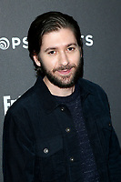 LOS ANGELES - JAN 26:  Michael Zegen at the Entertainment Weekly SAG Awards pre-party  at the Chateau Marmont  on January 26, 2019 in West Hollywood, CA