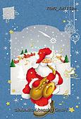 Marcello, CHRISTMAS SANTA, SNOWMAN, WEIHNACHTSMÄNNER, SCHNEEMÄNNER, PAPÁ NOEL, MUÑECOS DE NIEVE, paintings+++++,ITMCXM1158M,#x#