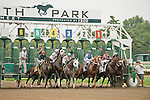 08-21-10: Duke Of Mischief, Eibar Coa up, wins the Philip H. Iselin Stakes.