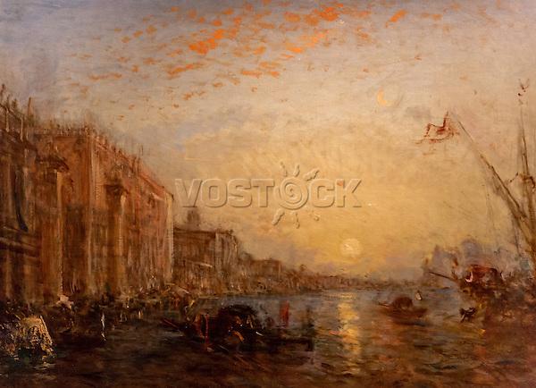 ActiveMuseum_0000049.jpg / Flood in Venice - Felix Ziem - <br />06/06/2013  -  <br />Active Museum / Le Pictorium