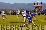St Marys Aidan Walsh works his way into a great position and makes no mistake as he gets the first of the Marys goals.
