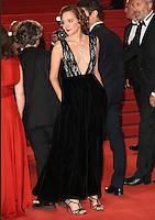 VALERIA GOLINO<br /> MONTEE DES MARCHES DU FILM JUSTE LA FIN DU MONDE<br /> RED CARPET OF THE MOVIE<br /> JUSTE LA FIN DU MONDE<br /> 69 EME FESTIVAL DE CANNES